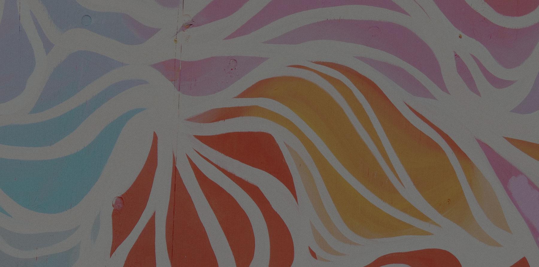 看板の配色表現