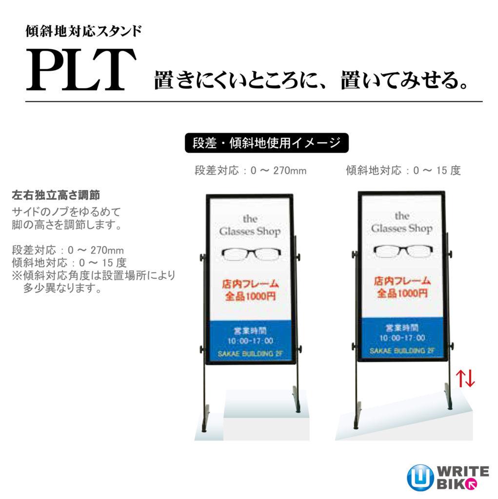 PLTシリーズの使用例