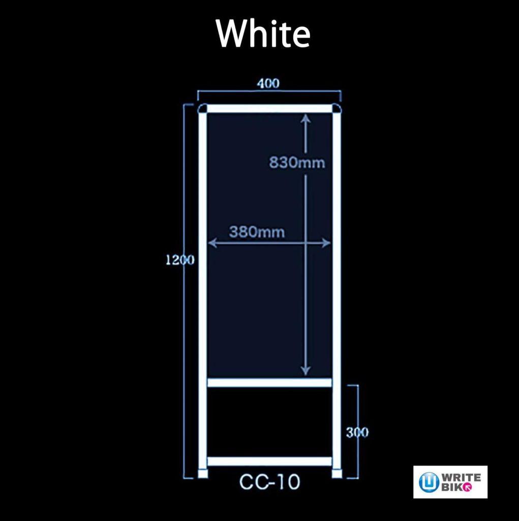 cc-10のサイズ