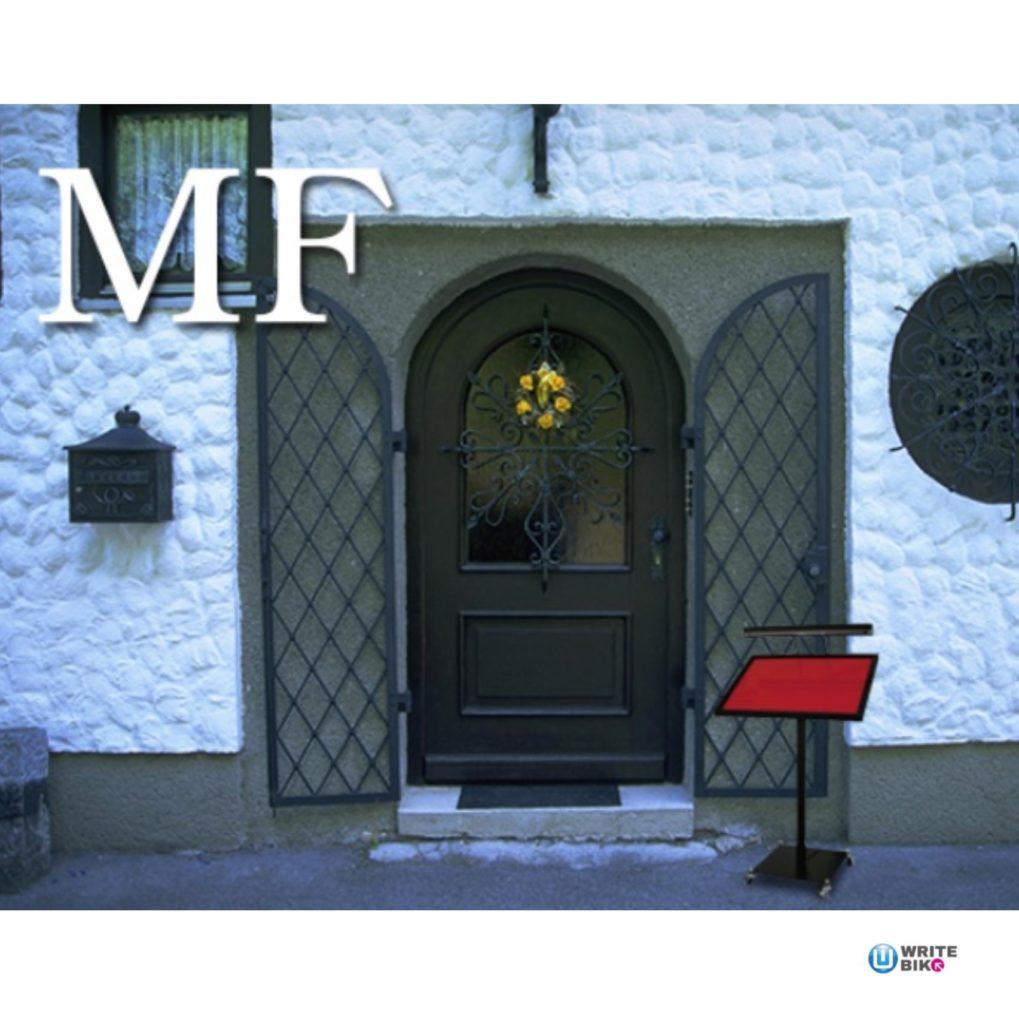 メニュースタンドのMF-A2